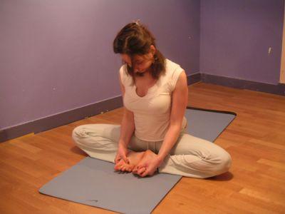Baddha Konasana: La posizione del ciabattino