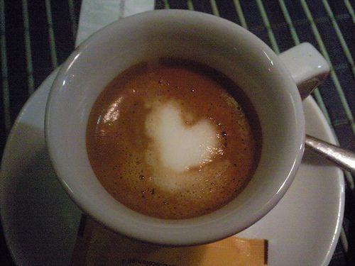 Caffè col cuore