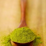 Polvere di tè verde (clicka per ingrandire)