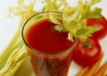 Succo di pomodoro: somiglia al Bloody Mary ma non ingrassa