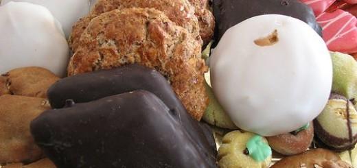 Dolci, cioccolata, ... Cadere in tentazione è molto facile.