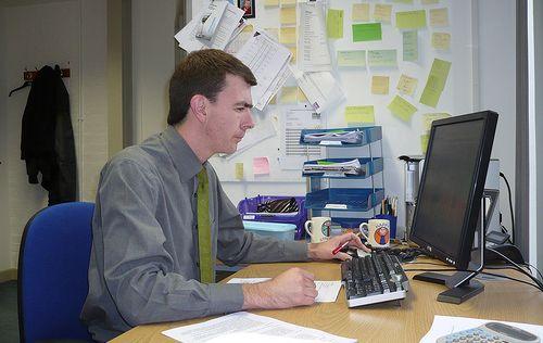 stress ufficio