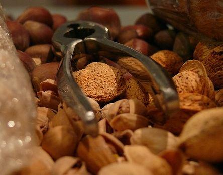 Frutta Secca (Noci, Mandorle, Nocciole)
