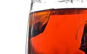 Tè Rosso (Rooibos) con ghiaccio