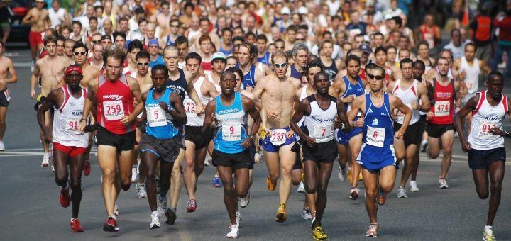 Attività fisica (maratona)
